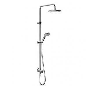 Sprchový systém pre priame pripojenie, ručná sprcha 3-polohová, HANSAVIVA, chróm