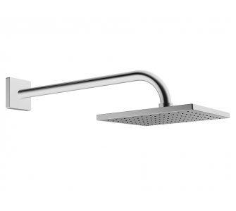 Hlavová sprcha so sprchovým ramenom 400 mm, HANSAVIVA, chróm