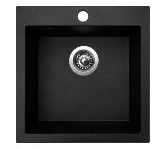 SET granit Sinks VIVA 455 Granblack+MIX 350P