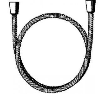 Sprchová hadica, dĺžka 1250mm, HANSAVIVA, chróm