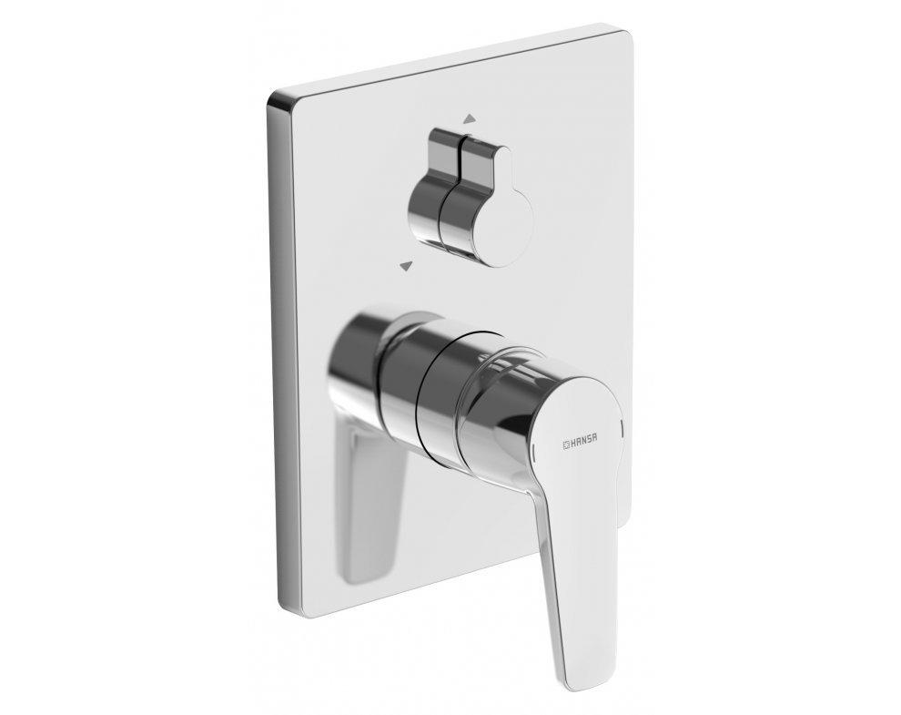 Batéria sprchová podomietková pre 2 odberné miesta, HANSAPOLO