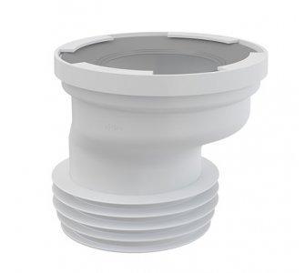 Dopojenie k WC excentrické 20 mm