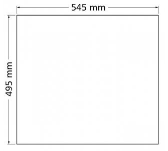 SET drez granit Sinks SOLO 560 Titanium + batéria VITALIA GR