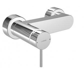Batéria sprchová stenová bez príslušenstva, HANSASTELA