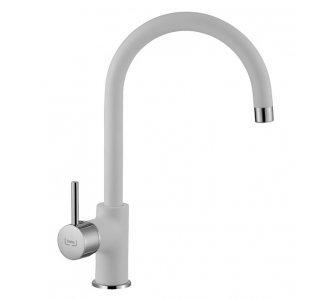 SET drez granit Sinks PERFECTO 860 Milk + batéria VITALIA GR