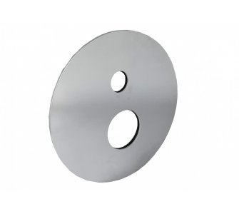 Okrúhla krytka pre podomietkovú sprchovú batériu s prepínačom k AQ-BOX-066-35