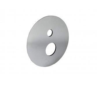 Okrúhla krytka pre podomietkovú sprchovú batériu s prepínačom k AQ-BOX-066-40