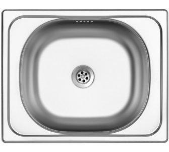 drez nerezový Sinks CLASSIC 500 M 0,5mm matný