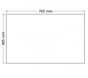 SET drez granitový Sinks BEST 780 Sahara + batéria stojanková VITALIA Sahara