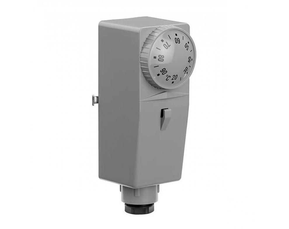 nastaviteľný kontaktný termostat