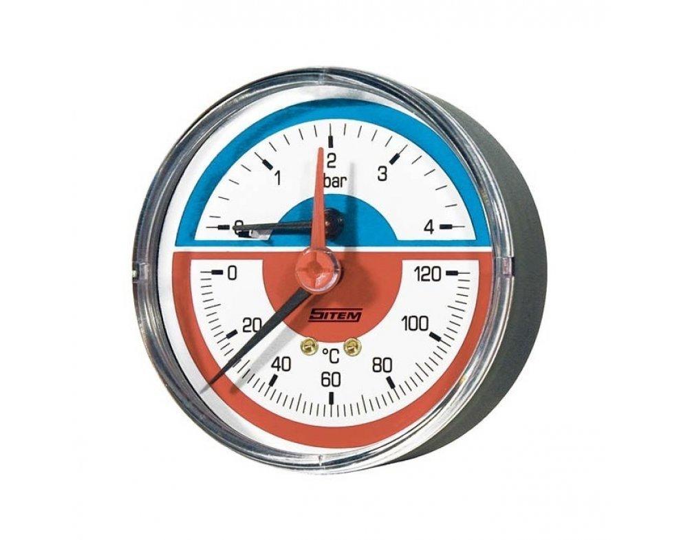 Termomanometer 1/2