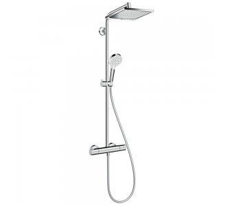 Sprchový termostatický systém, Showerpipe CROMETTA E 240
