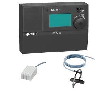 Digitálny regulátor teploty vrátane kontaktného a vonkajšieho čidla