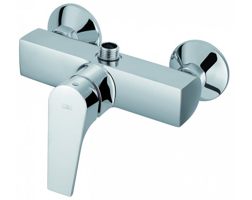 batéria sprchová stenová bez príslušenstva s horným vývodom, MARINA