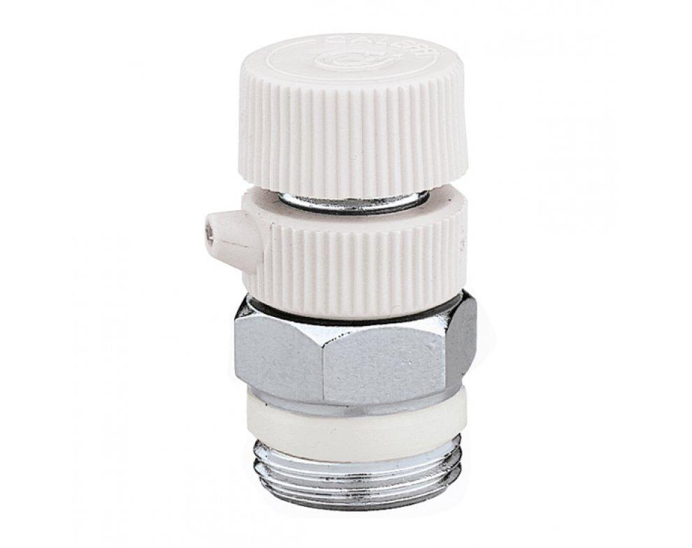 """Ručný odvzdušňovací ventil pre radiátory, 1/2"""" M"""