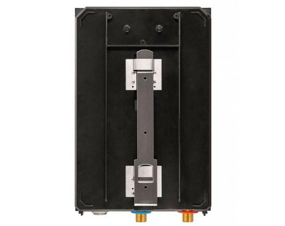elektrický prietokový ohrievač vody s voliteľným výkonom, elektronickým spínaním a tlakovou prevádzkou 9 kW