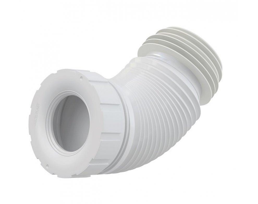 Flexi napojenie k WC, dĺžka 260-650mm