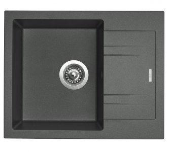 drez granitový Sinks LINEA 600 N Titanium