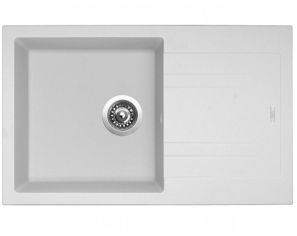 drez granitový Sinks LINEA 780 N Milk
