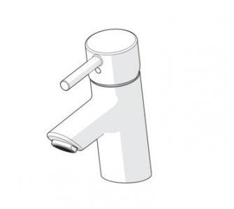 umývadlová páková batéria HANSAVANTIS Style