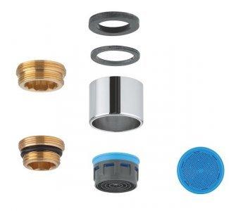 Náhradný perlátor, vnútorný závit, M 22 x 1, prietok 13,5-15l/min.