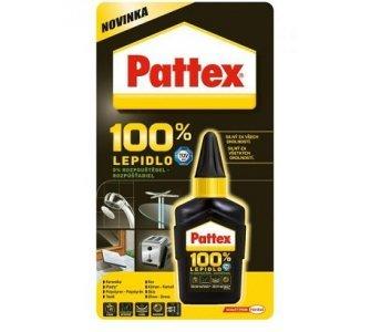 lepidlo Pattex 100% lepidlo 50g