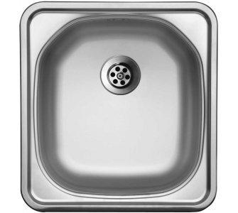 drez nerezový Sinks COMPACT 435 M 0,5mm matný
