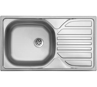 Drez nerezový Sinks COMPACT 760 M 0,5mm matný