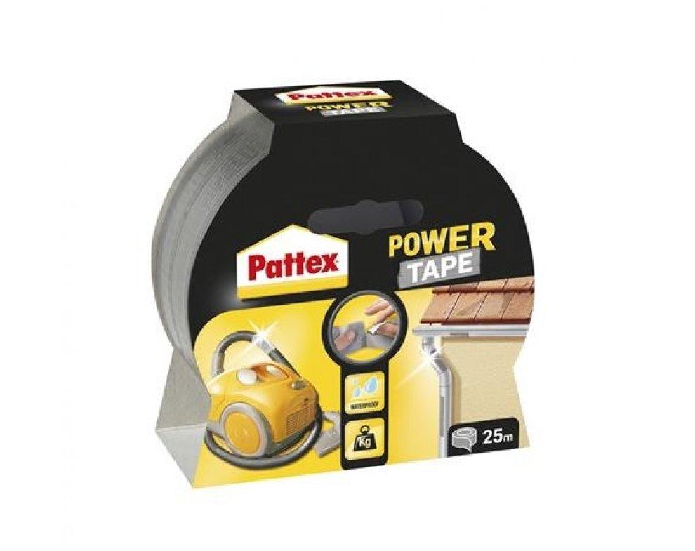 páska Pattex Power Tape strieborná 25m