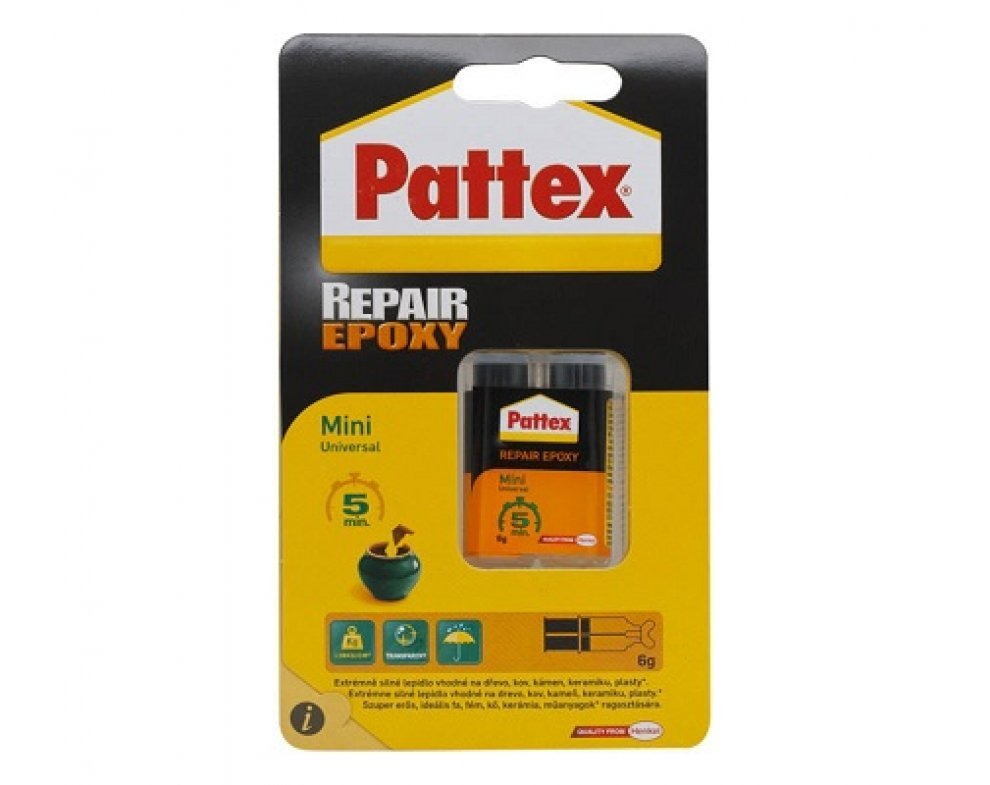 lepidlo Pattex Repair Epoxy Mini Universal