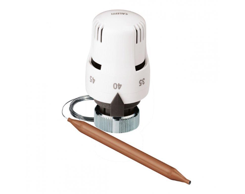 Termostatická regulačná hlavica pre termostatické a nastaviteľné radiátorové ventily, rozsah 40–90°C