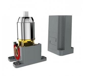 batéria sprchová podomietková pre 1 odberné miesto, s AQ-boxom, CINQUE