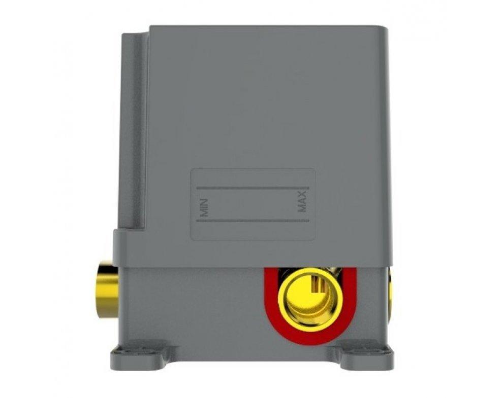 batéria AQS sprchová podomietková pre 2 odberné miesta, s AQ-boxom, CINQUE