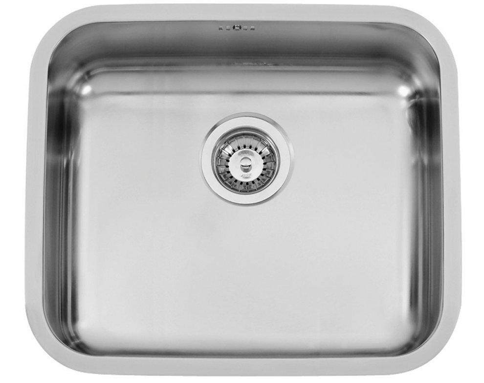 Drez nerezový Sinks INDUS 540 V 1,0mm leštený