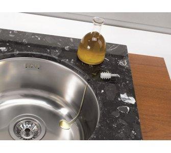 Drez nerezový Sinks MITHUS 417 V 0,6mm leštený