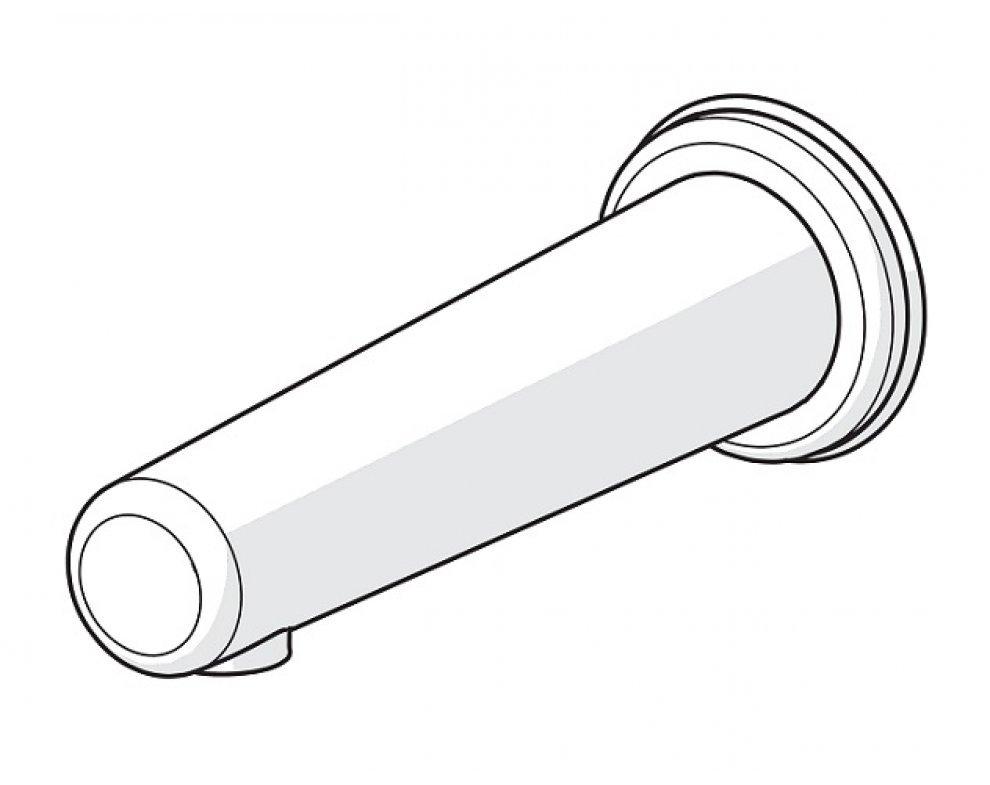 elektronická umývadlová batéria HANSAELEKTRA, dĺžka 175mm