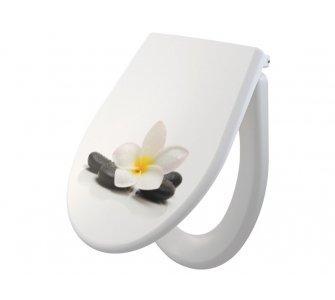 WC sedátko univerzálne SOFTCLOSE, Duroplast