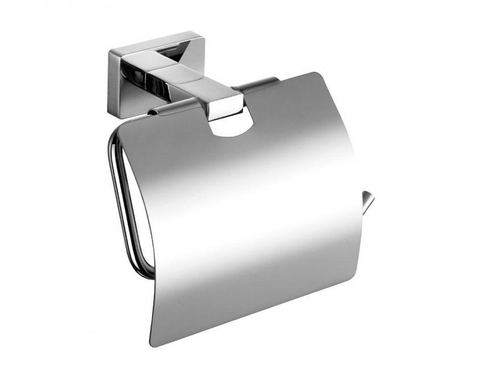 Držiak na toaletný papier s krytom, ENZO