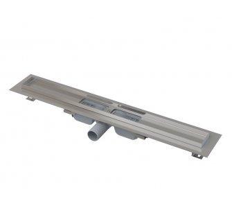 Low - Podlahový žľab s okrajom pre perforovaný rošt, dĺžka 300mm