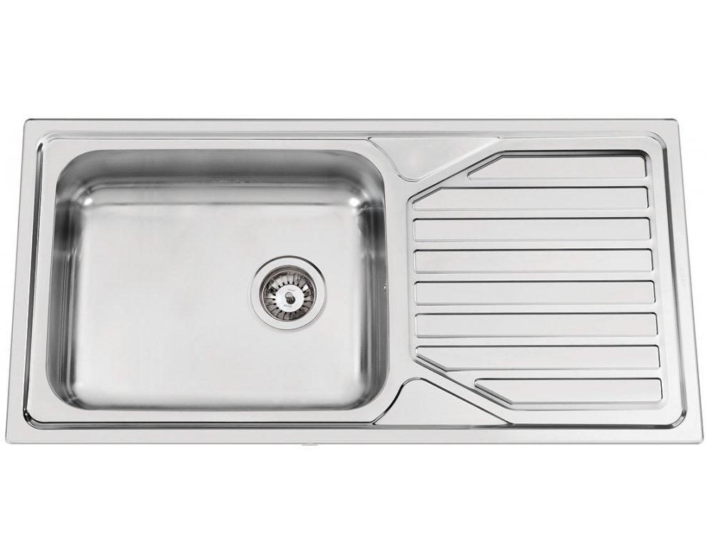 Drez nerezový Sinks OKIOPLUS 1000 V 0,7mm leštený