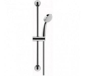 Sprchová súprava so sprchovou tyčou 580mm, HERZ INFINITY, chróm