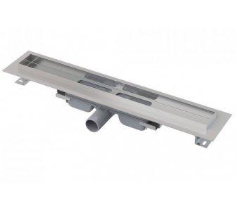 Professional Low - Podlahový žľab s okrajom pre plný rošt, dĺžka 300mm