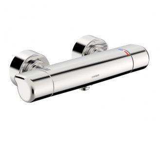 batéria vaňová stenová termostatická s komplet príslušenstvom, HANSACARE