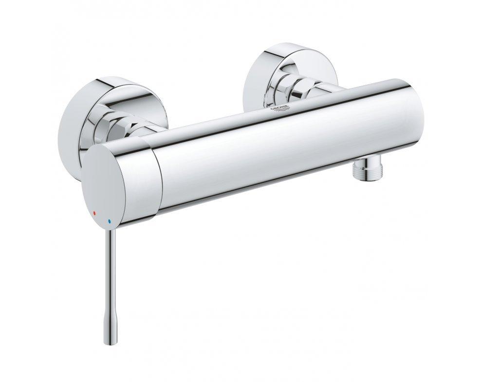 batéria sprchová stenová bez príslušenstva, ESSENCE