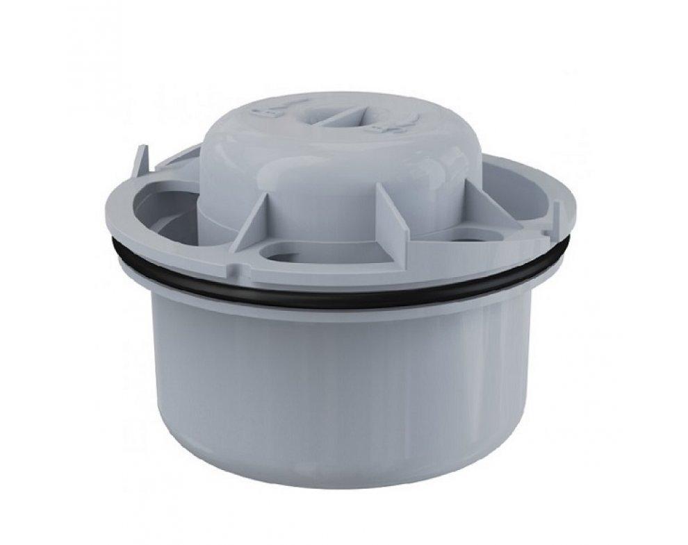Vodná zápachová uzávera pre podlahové vpusty, prietok 46l/min.
