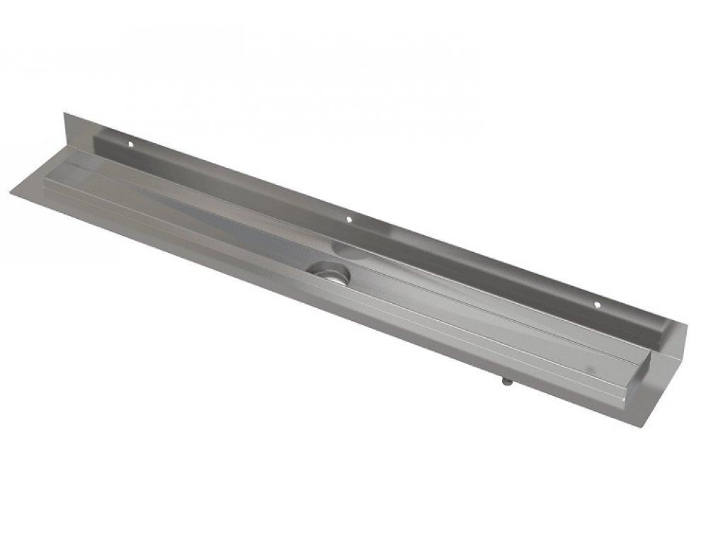 podlahový žľab, dĺžka 950mm, nerez, MODULAR WALL