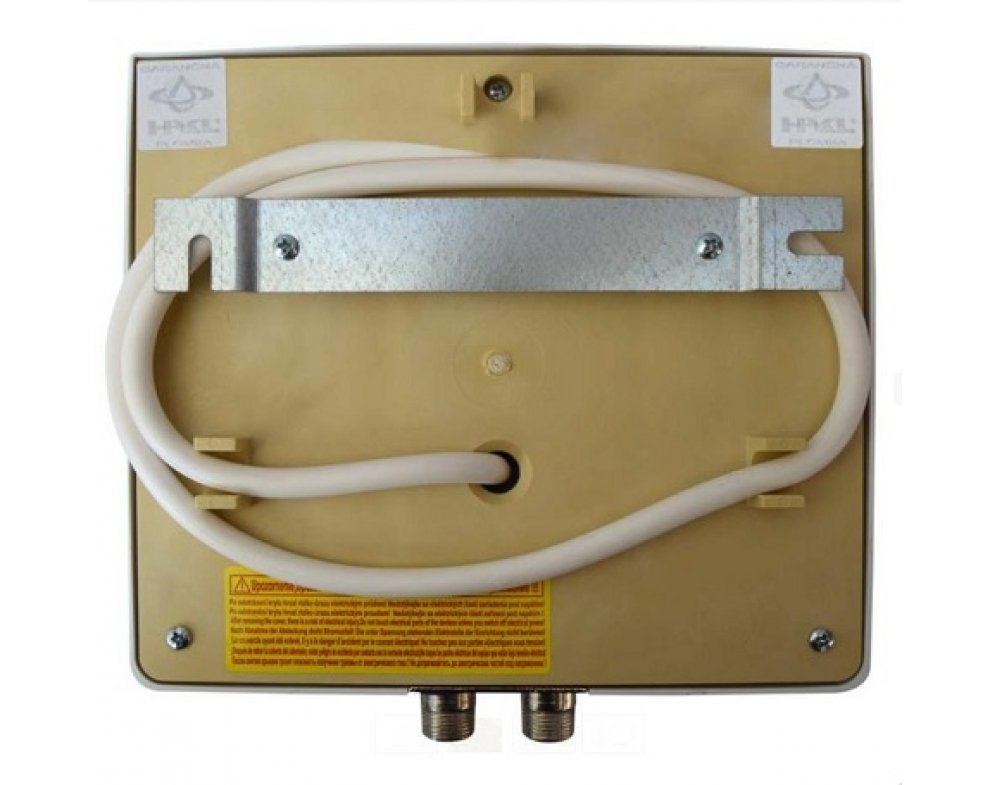 elektrický prietokový ohrievač vody s voliteľným výkonom, elektronickým spínaním a tlakovou prevádzkou MKX 5,5/9kW