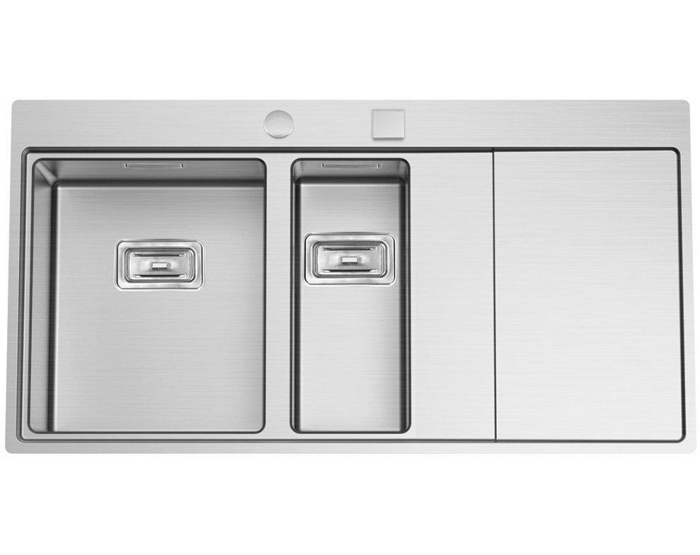 Drez nerezový Sinks XERON 1000.1 ľavý 1,2mm