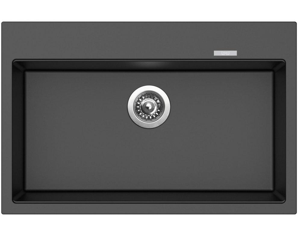 drez granitový Sinks MAXIMO 780 Metalblack