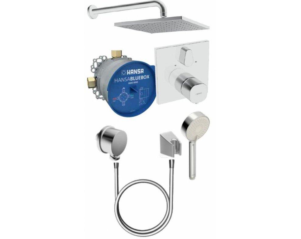 SET podomietkový sprchový, HANSABLUEBOX